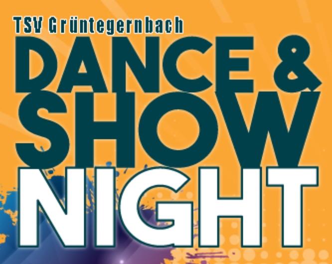 Dance & Show Night