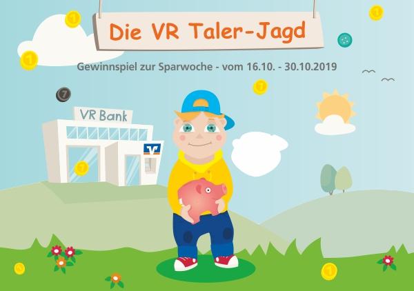 Online-Gewinnspiel zur Sparwoche 2019