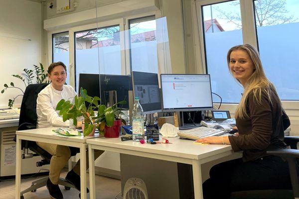 Ausbildung im Kunden-Service-Center
